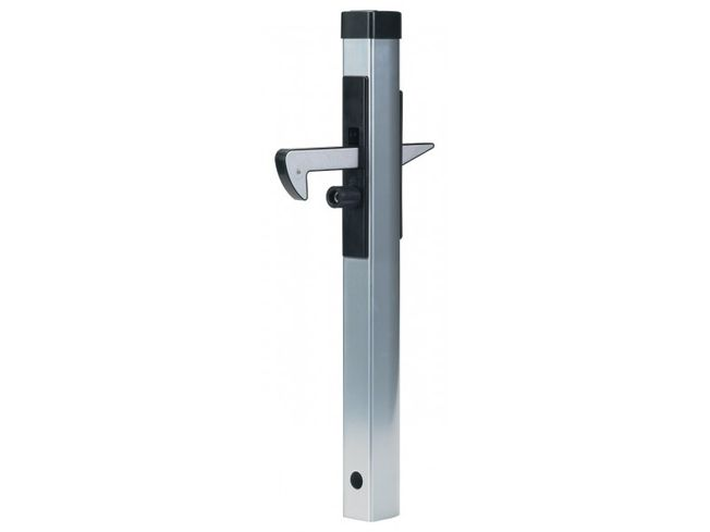 Dørholder i Aluminium. Model: IN-GATE CATCHER
